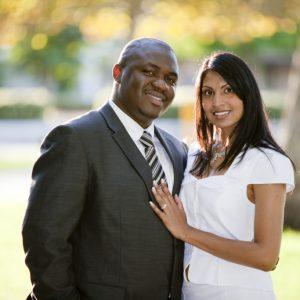 Sydney & Nitasha Igbokwe